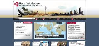 Hartsfield Jackson Atlanta International Airport Map by Website For The Hartsfield Jackson Atlanta International Airport