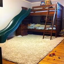 Slide For Bunk Bed Engine Bunk Bed With Slide Building Bunk Bed With Slide