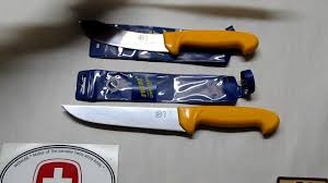 wenger swibo professional line of knives youtube