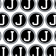black and white wrapping paper premium gift wrap wrapping paper roll letter initial black white ebay
