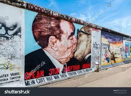 berlin germany september 15 berlin wall stock photo 221627185 berlin germany september 15 berlin wall graffiti seen on september 15 2014