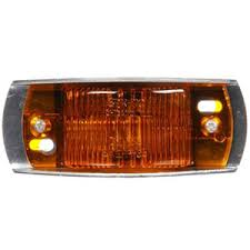 truck lite marker lights marker light armored 26315y truck lite