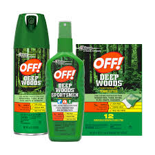 off insect repellentsl pest control