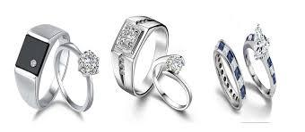 cincin online jual cincin kawin tunangan cincin perak dan palladium diskon