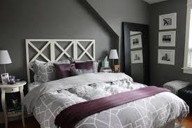 chambre mauve et gris idee deco chambre gris et mauve peinture prune les 25 meilleures
