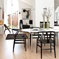 Wishbone Chairs By Famous Danish Designer Hans Wegner - Hans wegner chair designs