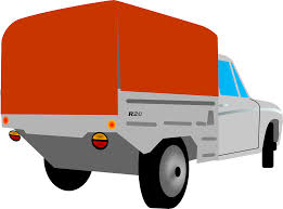 cartoon car back truck back png clipart download free car images in png