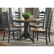 Liberty Furniture Dining Table by Liberty Furniture Springfield Ii Dining Pedestal Table Northeast