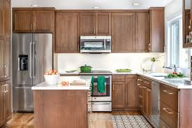are oak kitchen cabinets still popular 12 kitchens that wow with wood cabinets