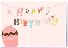 Sweet Birthday Cards Happy Birthday String Greeting Card By Sweet Tooth Studio Card Gnome