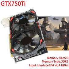 pubg 750 ti nvidia geforce gtx 750 ti computer graphics video cards ebay