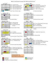 district calendar wilson county schools