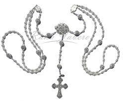 wedding lasso rosary 2 in 1 convertible swarovski wedding lasso rosary rana jabero