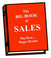 big book the big book of sales special offer