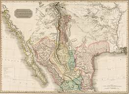 The Louisiana Purchase Map by Antique Prints Blog Shaping The Trans Mississippi West 1810 1819