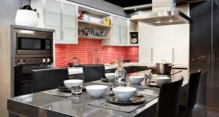 awesome red kitchen design ideas baytownkitchen cool with white