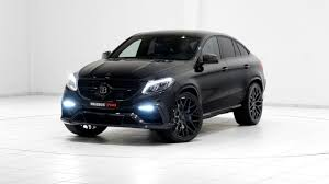 brabus brabus unveils 700 ps mercedes amg gle 63 s coupe in dubai
