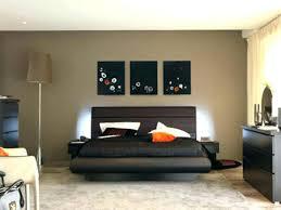 peinture moderne chambre awesome couleur peinture chambre a coucher images antoniogarcia
