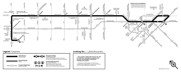 Brown Line Map Baltimorelink Schedules All Modes Maryland Transit Administration
