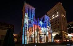 laser light show san antonio san fernando cathedral laser show by jr on 500px to see do in san