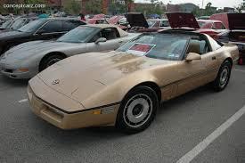 85 corvette price auction results and data for 1985 chevrolet corvette c4 mecum s