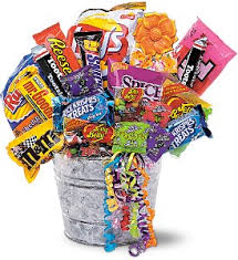food bouquets flowers junk food bouquet sf1103