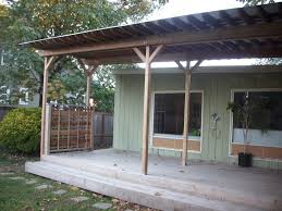 build metal porch roof long lasting metal porch roof