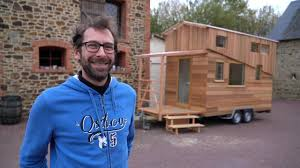 the appalachia tiny home on wheels in france