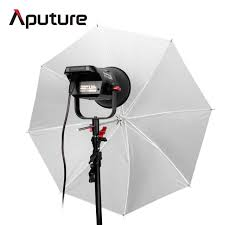 aputure ls c120t soft umbrella kit cob studio light tlci cri 97 led