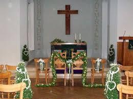 goldene hochzeit blumen kirchliche hochzeit mit passendem blumenschmuck gärtnerei