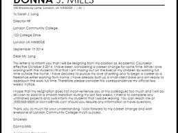 emejing resignation letter samples uk photos podhelp info
