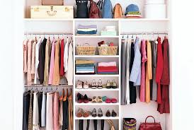 clothes cupboard how to maximize your closet space real simple