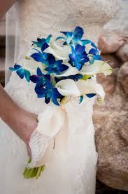 blue wedding bouquets blue flower bouquets for weddings sheilahight decorations