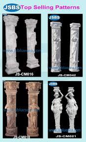 high quality low price home decor interior stone columns buy