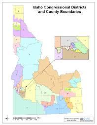 Arizona Congressional District Map by Idaho Maps Page 1 Nrcs Idaho