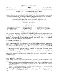 air force resume samples infrastructure manager resume example air