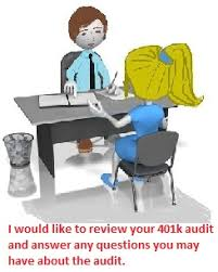 Desk Audit How To Review Your 401k Audit Report
