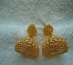 25 earring gold jewellery designs ideas on gold