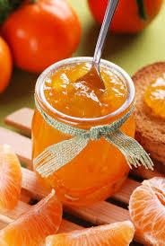cuisine et mets confiture de mandarines ou clémentines les recettes de cuisine et