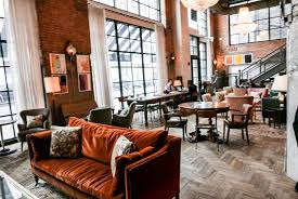 lounge at soho house picture of soho house chicago chicago