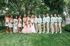 mint green wedding charming mint beige and blush diy outdoor wedding the