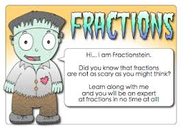 the fractions pack teaching ideas