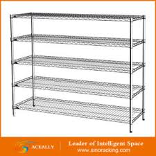 Commercial Wire Shelving by China Iso Approved Chrome Plated Commercial Wire Shelving China