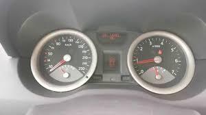 renault megane 2004 renault megane ii 2004 1 9 dci 88kw start motora zimi na minusu