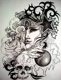 fighting emotional demons tattoo 2 by desertdahlia on deviantart