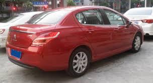 peugeot sedan file peugeot 308 sedan 02 china 2012 05 09 jpg wikimedia commons