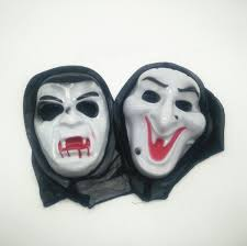 scary mask scary mask party props mask hip hop ghost