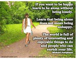 quotes learning to be alone best heart warming heart breaking and heart healing posters on