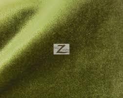 Green Velvet Upholstery Fabric Velvet Upholstery Fabric Etsy