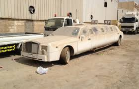 roll royce limousine 14 wild fake rolls royces complex